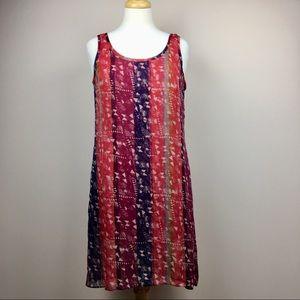 Jessica Simpson   Pullover Tribal Tank Dress
